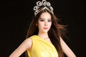 Nam Em: Từ hoa khôi xinh đẹp đến 'mồi lửa' của Showbiz Việt