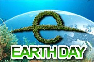 Sắp diễn ra sự kiện Ngày Trái Đất 2018