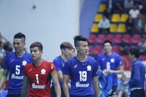 Đội Sanest Khánh Hòa phô diễn sức mạnh tại Giải bóng chuyền toàn quốc 2018