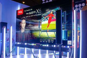 TCL ra mắt loạt sản phẩm TV thông minh mới