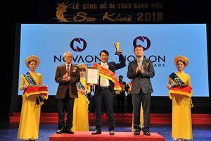 Novaon AutoAds nhận danh hiệu Sao Khuê 2018