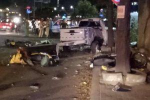 Vụ ô tô 'điên' gây tai nạn ở TP.HCM: Tài xế sử dụng rượu bia