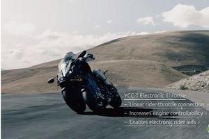Yamaha phát hành video mới về Niken, lộ thêm thông tin kỹ thuật độc đáo