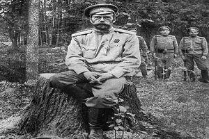 Ảnh độc: Sa hoàng cuối cùng của Nga sau khi bị phế truất