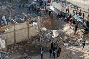 Bạo động gia tăng ở dải Gaza
