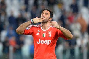 Ở tuổi 40, Buffon vẫn được đàm phán chuyển nhượng