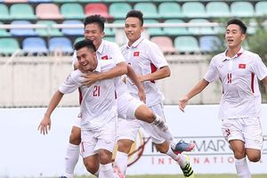 U19 Việt Nam xuất sắc cầm hòa U19 Hàn Quốc, ghi dấu ấn với HLV Park Hang Seo