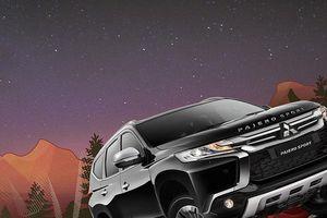 Mitsubishi Pajero Sport tung bản đặc biệt mới cực 'chất'