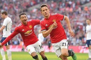 Ngược dòng trước Tottenham, Man Utd vào chung kết cup FA