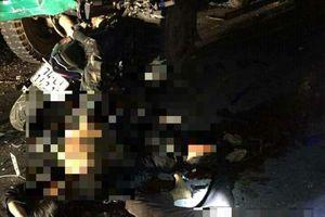 Quảng Trị: Làm rõ nguyên nhân vụ 4 học sinh tử vong vì đâm vào ô tô bên đường