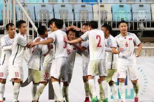 U19 Việt Nam chia điểm trước đối thủ mạnh U19 Hàn Quốc