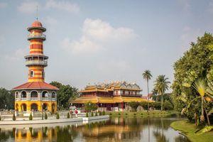 Câu chuyện thương tâm trong Cung điện hùa hè ở Thái Lan