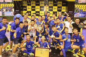 Đánh bại HCMC Wings, Hanoi Buffaloes lên ngôi vô địch VFL 2018