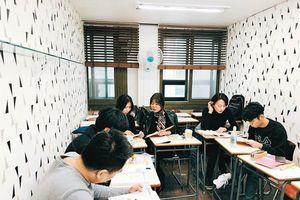 Người Hàn Quốc đổ xô đi học tiếng Việt