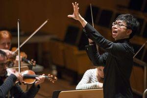 Nhạc trưởng trẻ tài năng Singapore biểu diễn cùng Dàn nhạc giao hưởng Việt Nam