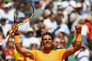 Monte Carlo vẫn là giải đấu của riêng Rafael Nadal