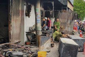 Xót xa ba mẹ con ở Nam Định chết cháy ngay trên giường ngủ