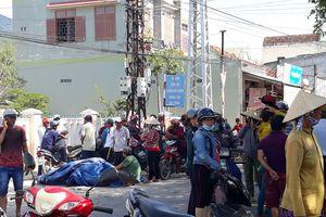 Vụ dân vây UBND xã: Cán bộ bị 'giam lỏng' ra ngoài an toàn
