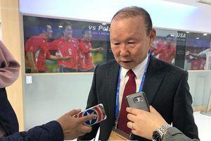 'Cầu thủ Việt Nam: Mạnh tinh thần, yếu thể chất'