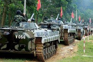 Nga ra tay, BMP-1 Việt Nam hiện đại hóa, nâng cấp mạnh
