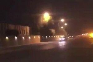 Bắn hạ máy bay không người lái gần cung điện Saudi Arabia