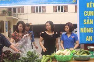 Hội Nông dân Hà Nội hỗ trợ tiêu thụ 7 tấn nông sản an toàn