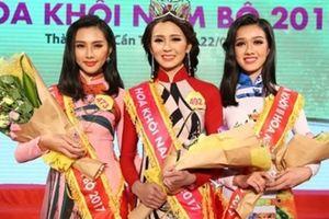 Hoa khôi Nam Bộ 2018 chấp nhận thí sinh sửa răng, sửa mũi