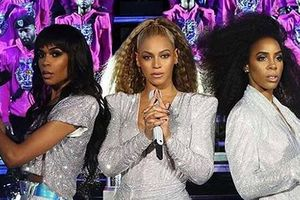Beyonce tái ngộ Destiny's Child sau nhiều năm tan rã