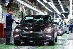 Chính phủ Hàn Quốc có thể 'cứu' General Motors tại nước này
