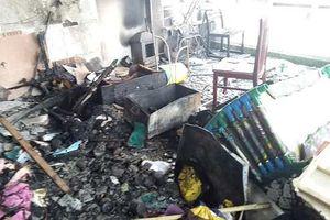Hỏa hoạn tại trường mầm non tư thục khi sử dụng máy phát điện