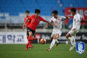 Báo Hàn Quốc ngán ngẩm với đội nhà, hết lời khen ngợi U19 Việt Nam