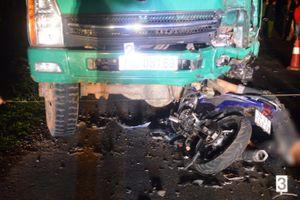 Xe máy tông xe tải đang dừng, 4 học sinh thiệt mạng: Phó Thủ tướng chỉ đạo khẩn