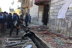Đánh bom liều chết ở Afghanistan, ít nhất 31 người chết