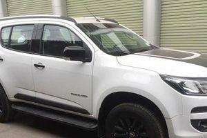 Chevrolet Trailblazer xuất hiện tại đại lý, chuẩn bị tới tay khách hàng
