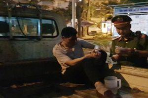 Khởi tố tài xế kéo lê người đi xe máy ở Ô Chợ Dừa