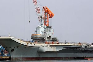 Trung Quốc cấm biển, dọn đường cho tàu sân bay nội địa... chạy thử