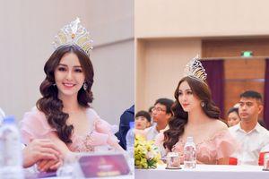 Hoa khôi Nam bộ Nguyễn Hải Yến đẹp cuốn hút sau 1 năm thành danh