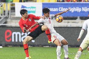 U19 Việt Nam hòa Hàn Quốc, HLV Hoàng Anh Tuấn nói gì?