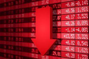 Hàng loạt cổ phiếu ngân hàng 'nằm sàn', VN-Index mất hơn 43 điểm phiên đầu tuần