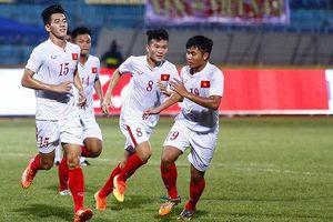 U19 Việt Nam sang Anh tập huấn, 'săn' vé World Cup