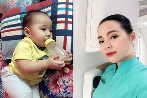 Nữ tiếp viên hàng không xinh đẹp tiết lộ 3 phương pháp nuôi con bằng sữa mẹ cực chuẩn, mẹ nào cũng nên học tập