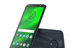 Cận cảnh Moto G6 Plus: Chip S630, RAM 6 GB, camera kép, màn hình FullView