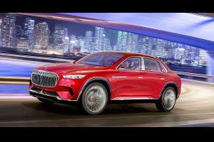 Mercedes-Maybach Ultimate SUV concept bất ngờ lộ diện, đẹp ngỡ ngàng