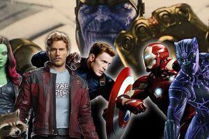 6 bộ phim Marvel mà khán giả nên xem lại trước thềm 'Avengers: Infinity War'
