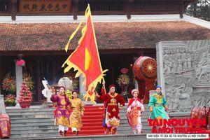 Lễ hội Gò Đống Đa 2018: Tái hiện chiến thắng lịch sử của vua Quang Trung