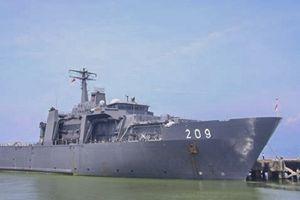 Tàu khu trục RSS INTREPID Hải quân Singapore thăm Đà Nẵng
