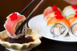 Thích món sushi, nên biết những điều này!
