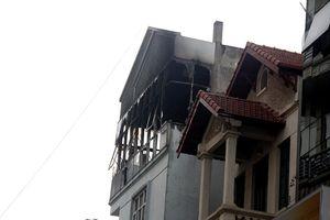 Cháy cơ sở mầm non tại Hà Nội do chập điện