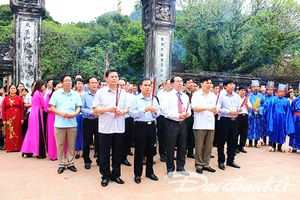 Ninh Bình: Mở cửa đền tại Lễ hội Hoa Lư năm 2018