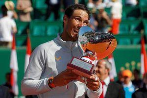 Nadal đi vào lịch sử với 11 lần vô địch Monte Carlo